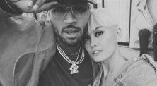 """Chris Brown Rilis Lagu Duet Bareng Agnez Mo """"On Purpose"""""""