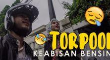 """Serial """"Torpool"""", Serunya Berkaraoke di Atas Motor Ala Bunga dan Jody"""