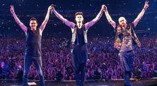 Tur Asia, The Script Akan Gelar Konser di Indonesia Pada April 2018