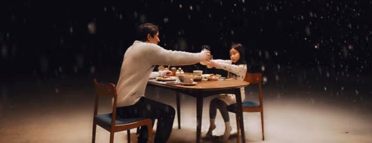 TAEYEON 태연 'This Christmas' MV smtown © smtown