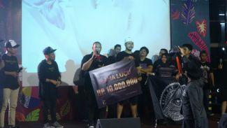 Memperebutkan Nobel Maha Lucu di Kompetisi Majelis Lucu Indonesia
