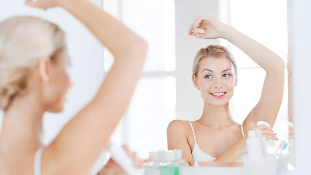 4 Kesalahan Pemakaian Deodoran yang Tak Kamu Sadari