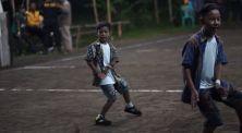 Asyik! Goyang Pakai Lagu Dangdut Anak-Anak Kecil Ini Super Lincah