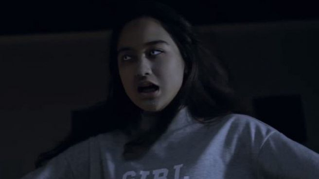 Ghost, Film Horor Pertama Salshabilla Adriani di Tahun 2018