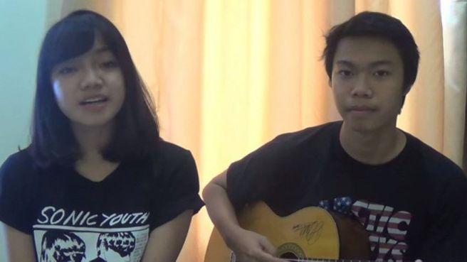 """3 Video Cover Lagu """"Berdua Saja"""" Payung Teduh yang Super Catchy"""