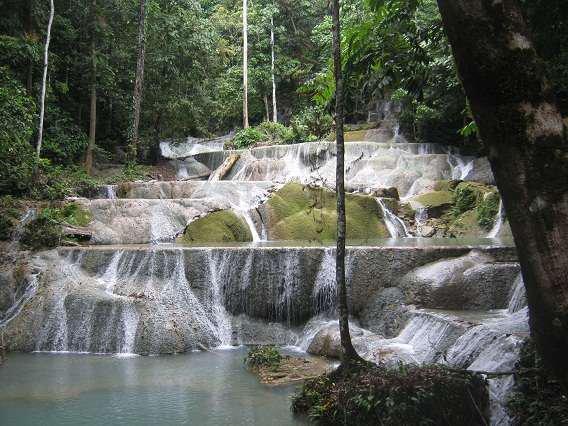 Wow...Rugi kalo belum mampir kesini !! Inilah 11 Air Terjun Terindah di Indonesia beautiful indonesi ©beautiful indonesia paradise