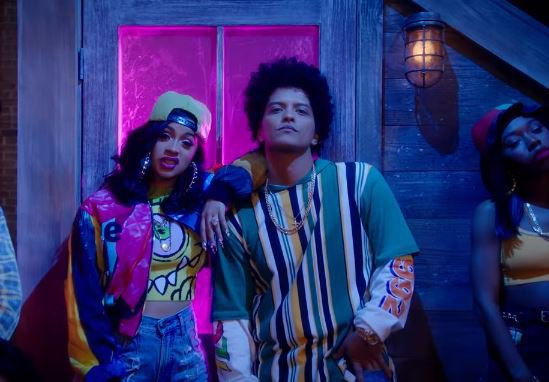 Bruno Mars - Finesse (Remix) [Feat. Cardi B] [Official Video] © Bruno Mars