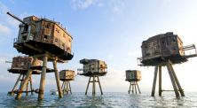 5 Tempat Terbengkalai di Dunia Bikin Ngeri Sekaligus Kagum!