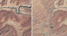 Ngeri! Gambar Ini Menunjukan Perubahan Ekstrem Wajah Bumi
