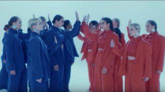 Dengan Konsep yang Menantang, Dua Lipa Rilis Klip Dari Single Terbaru 'IDGAF'