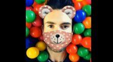 Unik! Maroon 5 Rilis Klip Terbaru Lagu 'Wait' Bertema Filter Snapchat