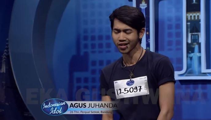 CHANDELIER - AGUS SEBLAK feat. KYGO (Audisi Indonesian Idol) eka gustiwanax ©eka gustiwanax