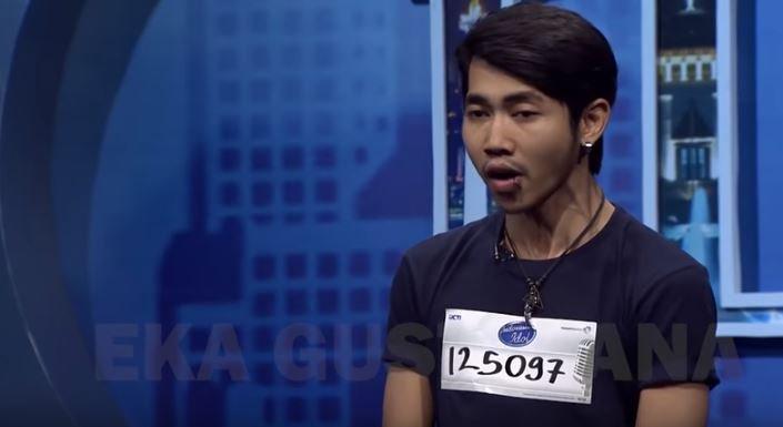 CHANDELIER - AGUS SEBLAK feat. KYGO (Audisi Indonesian Idol) eka gustiwanax © eka gustiwanax