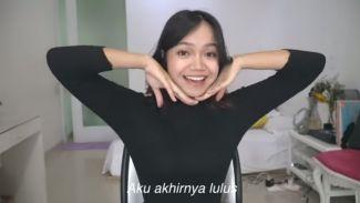 Lewat Vlog Terbaru, Fathia Izzati Ungkapkan Perasaan Setelah Lulus Kuliah