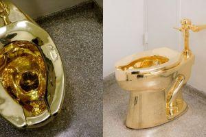 Kisah toilet emas 18 karat yang dipinjamkan ke Presiden Donald Trump