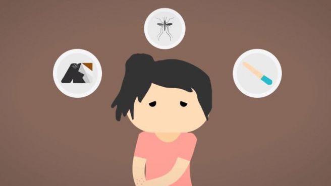 VIDEO: Kenapa Bisa Timbul Rasa Gatal di Tubuh Manusia?