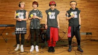 Keren! Kpop Idol Nyanyikan Lagu Barat, Nggak Kalah Keren Dari Aslinya!