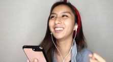 'Singing With Headphone Challenge' Tantangan Nyanyi Dengan Headphone Tanpa Fals!