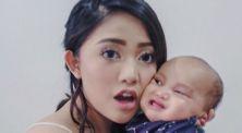 7 Foto Menggemaskan Xabiru, Putra Pertama Pasangan Rachel Vennya dan Niko
