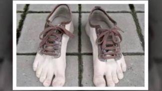 6 Desain Sepatu Unik Anti Mainstream Cocok Buat Kamu yang Ingin Tampil Beda!