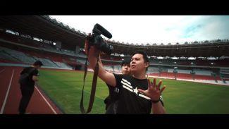 Mengintip Wajah Baru Stadion Gelora Bung Karno Bersama Chandra Liow dan Tommy Limmm