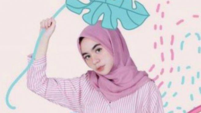 Inspirasi OOTD Hijab Bernuansa Warna Pastel Untuk Ke Kampus!