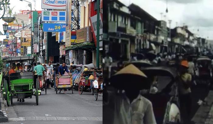 Beda suasana Jogja era 1990 an vs kini, nostalgia yuk!