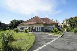Kondisi kini rumah persembunyian Soekarno saat agresi Belanda di Jogja