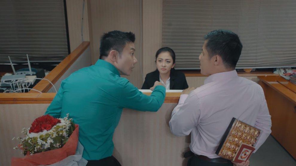 "Film Pendek ""Be My Valentine"", Kejutan Spesial Valentine Dari Cameo Project"