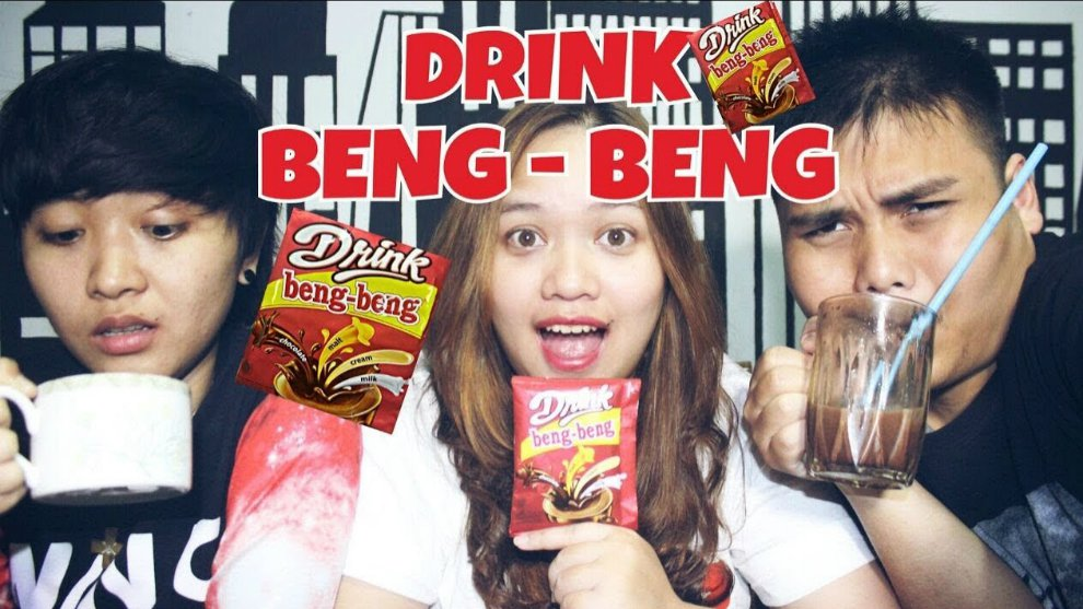 beng beng drink 8 PM Project Millennials Youtube Channel