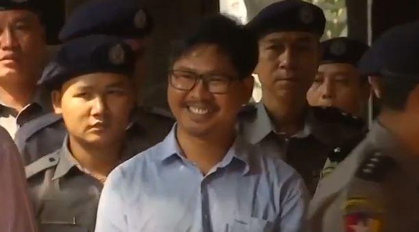 2 Jurnalis ditangkap karena ungkap pembantaian etnis Rohingya