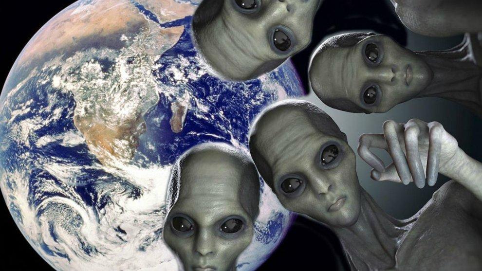 4 Bukti Nyata Jika Alien Pernah Singgah di Bumi!