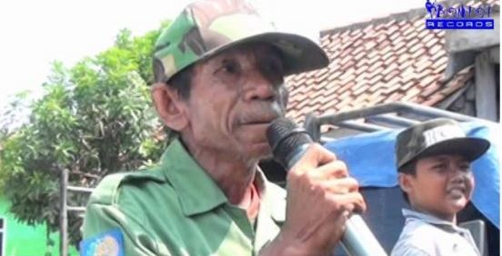 Hansip Sukra Wetan yang pidatonya bikin ngakak ini meninggal dunia