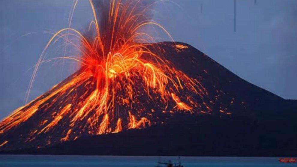5 Gunung Dengan Letusan Paling Dahsyat di Dunia! Salah Satunya Ada di Indonesia