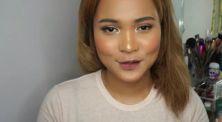 Tips Membuat Ombre Lips Mudah Ala Dinda Shafay!