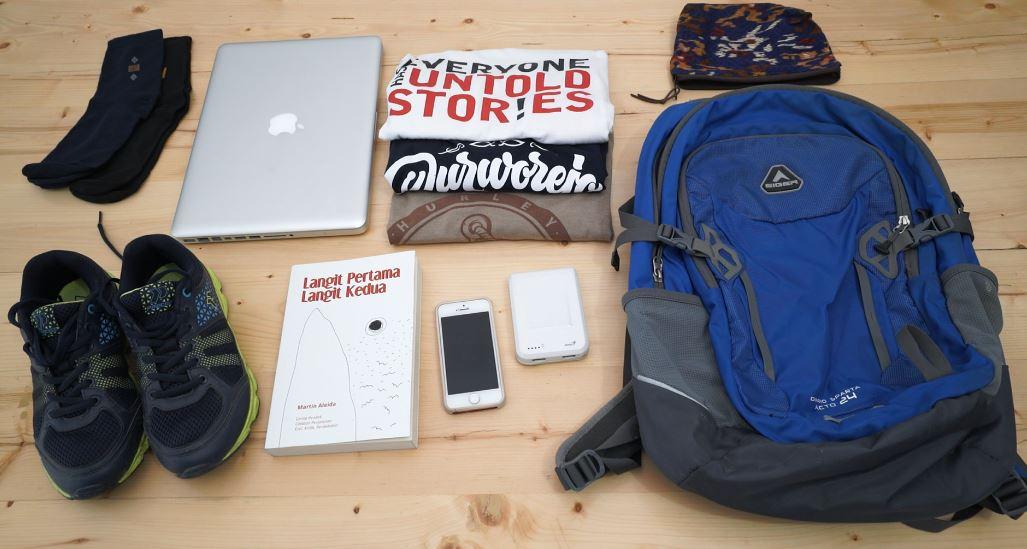 Tips packing simpel & efektif sebelum piknik, nggak usah bingung