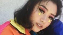 Cindercella, si Cantik yang Jago Bikin Makeup Unik Anti-Mainstream!