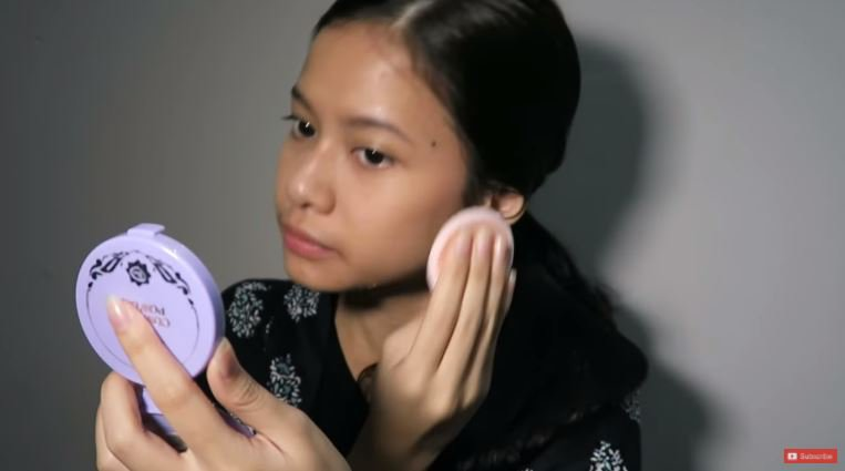 Chatty - Simple Makeup With Only Rp.75.000  hanggini p retto. ©   hanggini p retto.