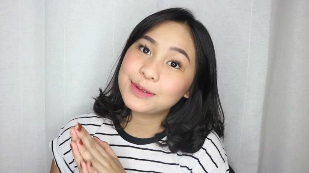 Tips Mencatok Rambut 'Badai' Supaya Tahan Lama Ala Nathanie Christy