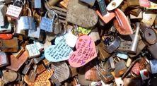 7 Lokasi Gembok Cinta Paling Populer di Dunia!