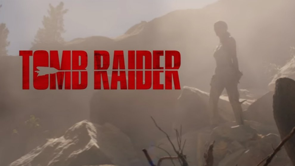 Tomb Raider Warner Bros Pictures Youtube Channel