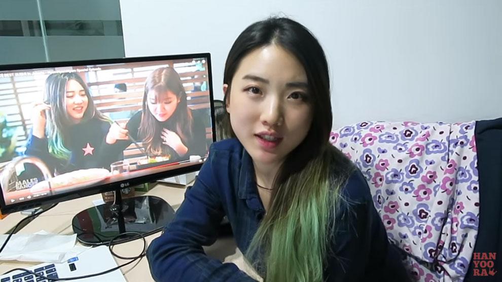 Belajar Bahasa Korea Bareng Han Yoo Ra, Penggunaan Kata 'Dae Bak' © Youtube