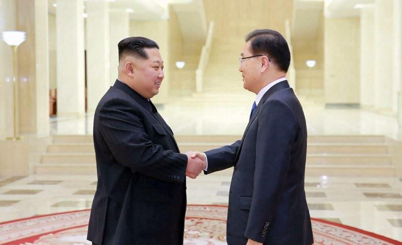 Kim Jong-un dan delegasi Korsel bertemu, akankah ketegangan berakhir?