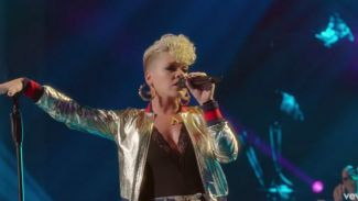 Pink Pamer Kekompakan Keluarga di Klip Terbaru 'Whatever You Want'
