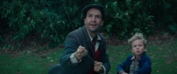 Mary Poppins Returns Official Teaser Trailer  © 2018 famous.id