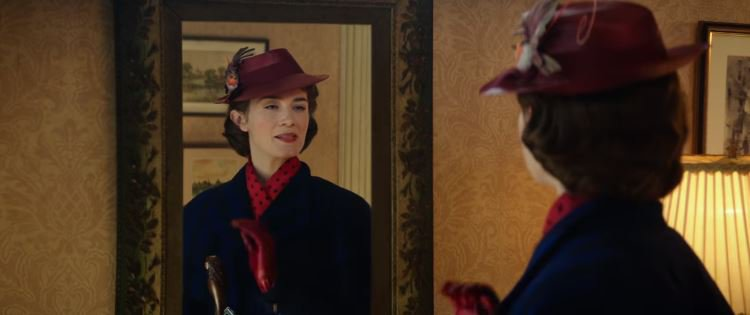 Mary Poppins Returns Official Teaser Trailer  © disney movie trailers