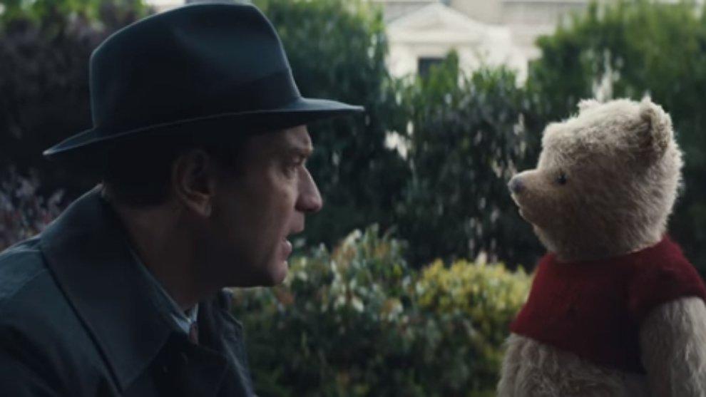 """Winnie The Pooh Kunjungi Teman Lama Dalam Film Terbaru """"Christopher Robin"""""""