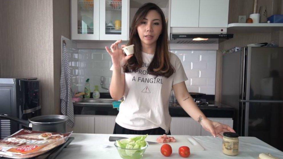 4 Menu Makanan Diet Lezat dan Mudah Ala Kyra Nayda!