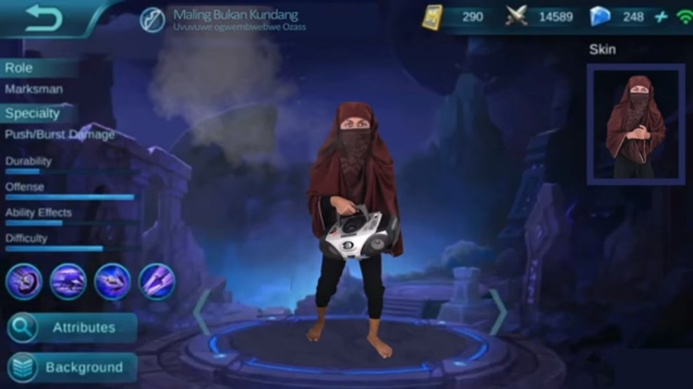 "Bertema Video Game, Kreator Ini Buat Aransemen Unik Lagu Soundtrack ""Mobile Legends"""