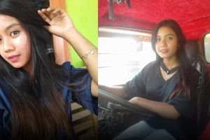 Rukha, janda cantik ini punya profesi yang nggak biasa